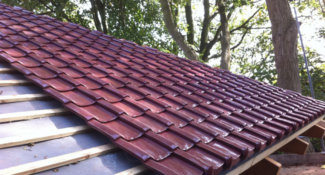 roofing and tiling